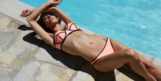 Women Fashion Swimwear Photography by Pierre Arsenault, Model Photographer in Montreal