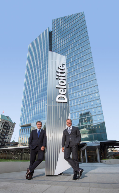 Deloitte corporative photography by Pierre Arsenault Photo