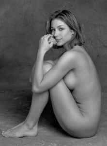 Naked Portrait by Pierre Arsenault, professional portrait photographer in Montreal
