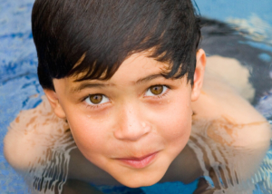 Child portrait by Pierre Arsenault, professional photographer in Montreal
