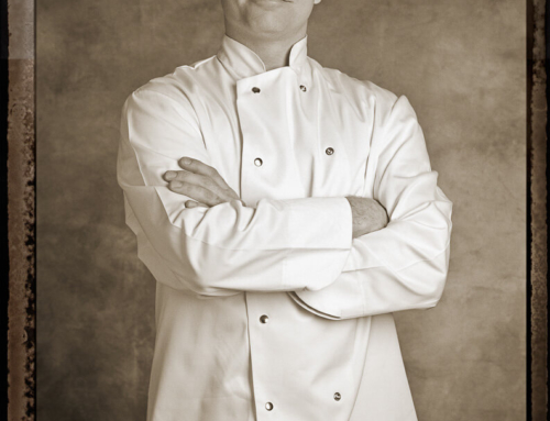 Polaroid-film-black-and-white-chef-portrait