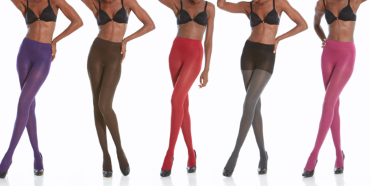 Fashion Hosiery Photography by Montreal Commercial Photographer Pierre Arsenault.